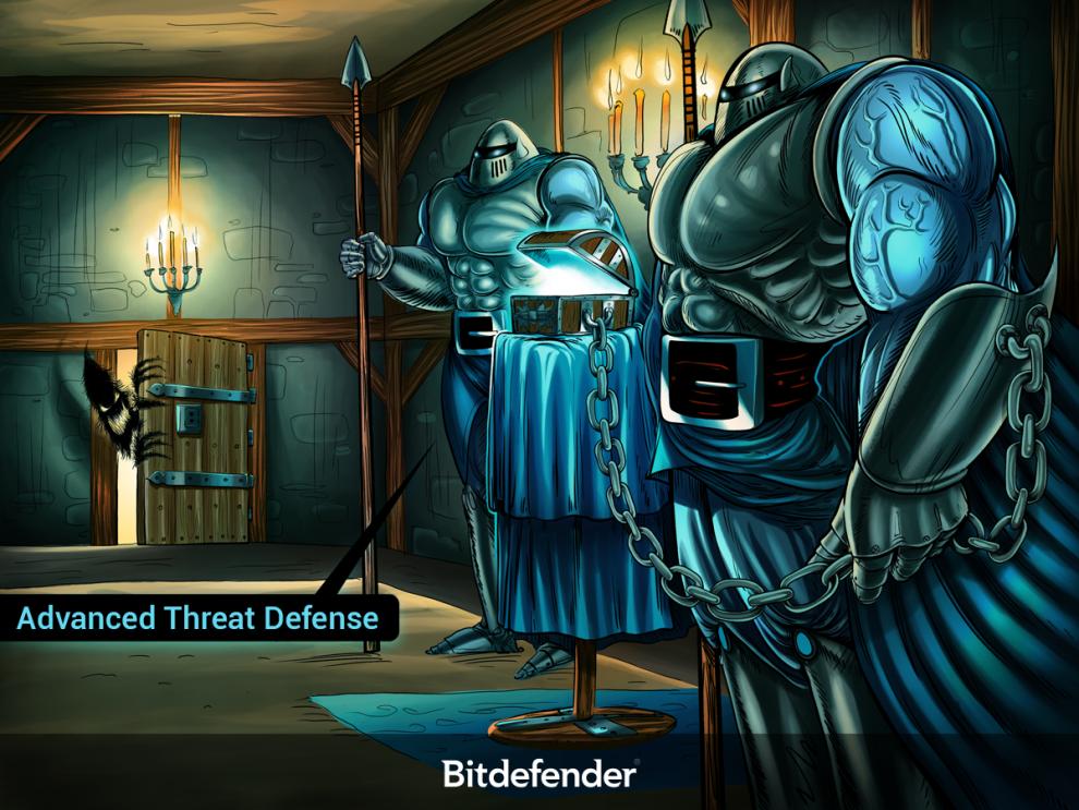 តើ Bitdefender ការពារអ្នកពី Ransomware យ៉ាងដូចម្តេច? (ភាគ ២)