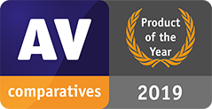 AV Comparatives - Product of the Year