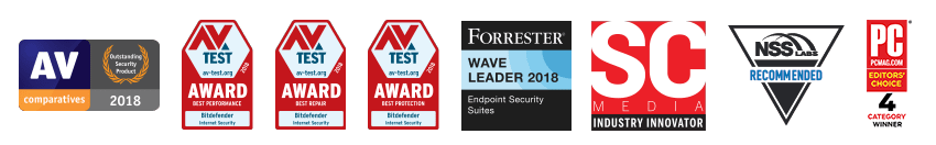 Award-winning antivirus software